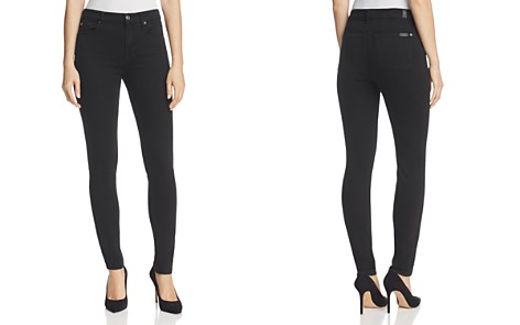 7 For All Mankind b(air) High Rise Skinny Jeans - Bloomingdale's_2