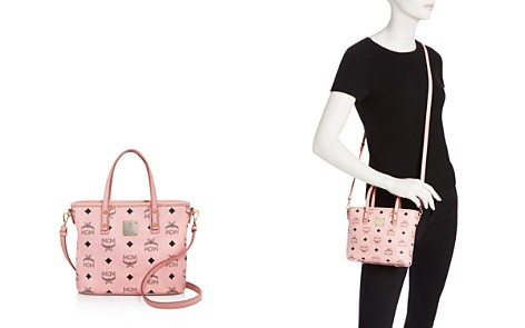 MCM Anya Top Zip Mini Tote - Bloomingdale's_2