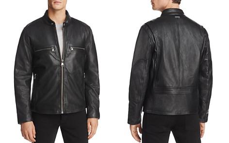 Marc New York Bedford Leather Moto Jacket - Bloomingdale's_2