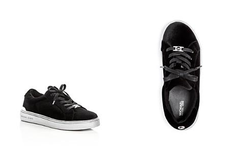 MICHAEL Michael Kors Girls' Ivy Cola Velvet Lace Up Sneakers - Toddler, Little Kid, Big Kid - Bloomingdale's_2