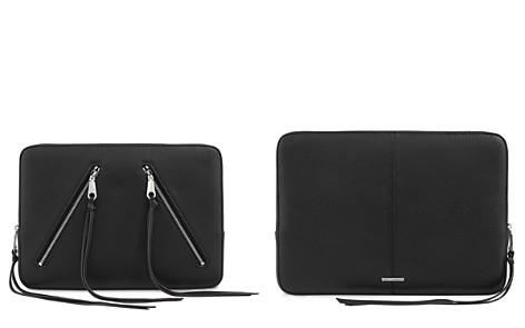 Rebecca Minkoff Moto Leather Laptop Sleeve - Bloomingdale's_2