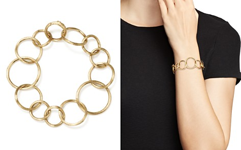 Marco Bicego 18K Yellow Gold Luce Link Bracelet - 100% Exclusive - Bloomingdale's_2