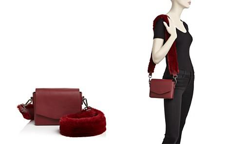 Street Level Faux-Fur Strap Shoulder Bag - 100% Exclusive - Bloomingdale's_2
