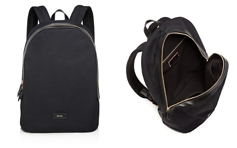 Paul Smith Canvas and Leather Detail Backpack - Bloomingdale's_2