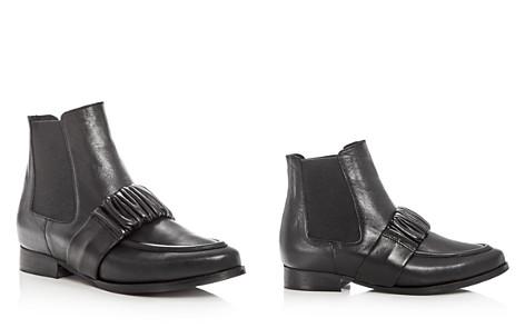 Daniella Lehavi Women's Austin Leather Almond Toe Booties - Bloomingdale's_2