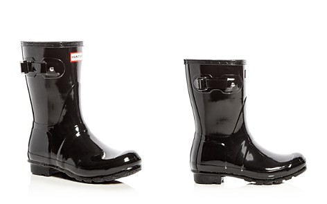 Hunter Women's Original Short Gloss Rain Boots - Bloomingdale's_2