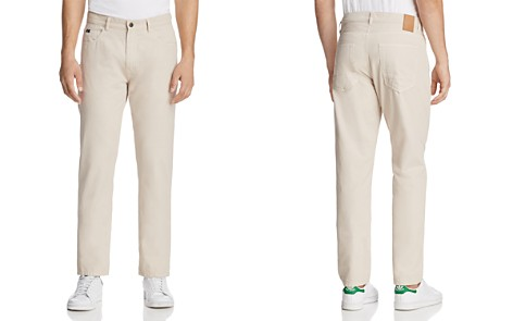 OOBE Augusta Straight Fit Chino Pant - Bloomingdale's_2