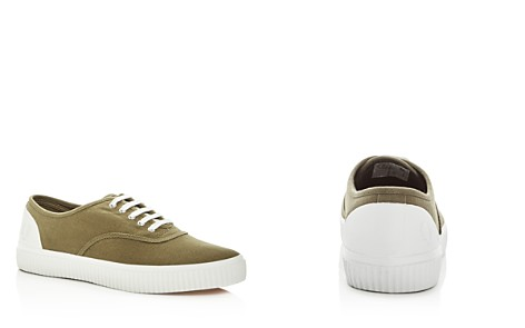 Fred Perry Men's Barson Canvas Lace Up Sneakers - Bloomingdale's_2