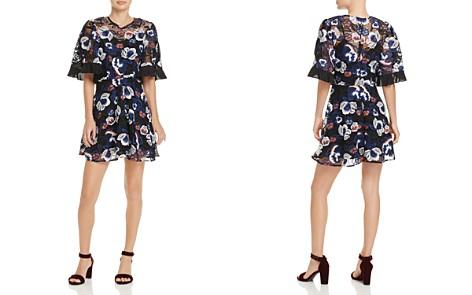 La Maison Talulah Estee Multi Lace Mini Dress - Bloomingdale's_2