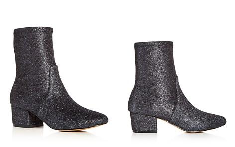 Botkier Women's Gemma Glitter Block Heel Booties - Bloomingdale's_2