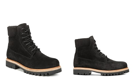 Vince Women's Farley Suede Lace Up Combat Boots - Bloomingdale's_2