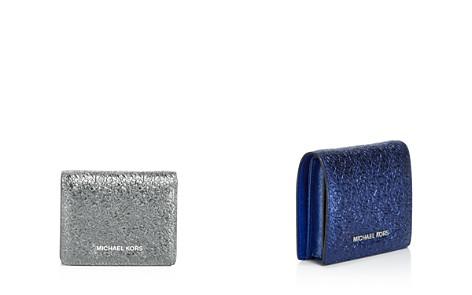 MICHAEL Michael Kors Flap Leather Card Case - 100% Exclusive - Bloomingdale's_2