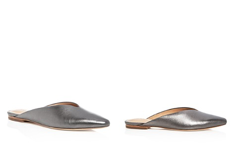 HALSTON HERITAGE Women's Taye Leather Pointed Toe Mules - Bloomingdale's_2