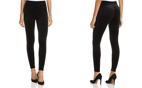 SPANX® Ready-to-Wow! Velvet Leggings - Bloomingdale's_2