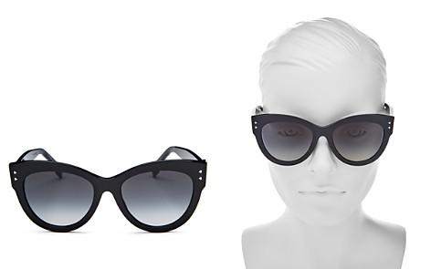 Fendi Women's Cat Eye Sunglasses, 56mm - Bloomingdale's_2