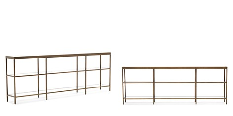 Mitchell Gold Bob Williams Vienna Low Large Bookcase - Bloomingdale's_2