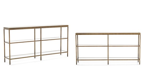 Mitchell Gold Bob Williams Vienna Low Medium Bookcase - Bloomingdale's_2