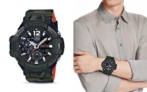 G-Shock Gravity Master Watch, 52.1mm - Bloomingdale's_2