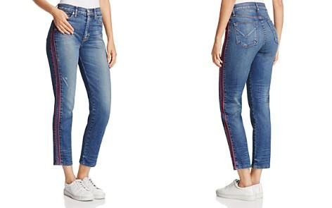Hudson Custom Zoeey High-Rise Ankle Jeans in Reform - Bloomingdale's_2