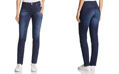 AG Prima Mid-Rise Cigarette Jeans in Gallant - Bloomingdale's_2