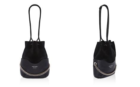 meli melo Hetty Velvet & Leather Bucket Bag - Bloomingdale's_2