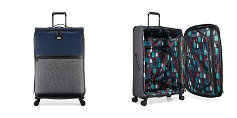Ted Baker Brunswick Softside 4 Wheeled Large Trolley - Bloomingdale's_2
