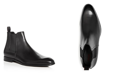 Hugo Boss Men's Dress Appeal Leather Chelsea Boots - 100% Exclusive - Bloomingdale's_2