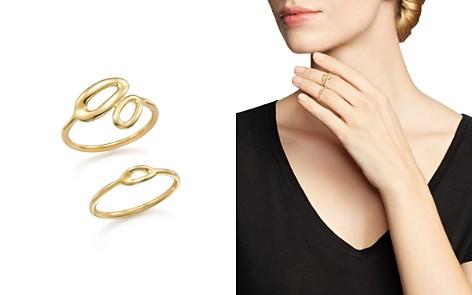 IPPOLITA 18K Yellow Gold Cherish Midi Rings, Set of 2 - Bloomingdale's_2