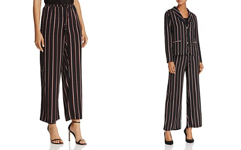 Beltaine Striped Wide-Leg Pants - 100% Exclusive - Bloomingdale's_2