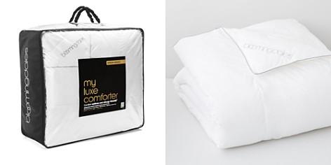 Bloomingdale's My Luxe Asthma & Allergy Friendly Medium Down Comforter, King - 100% Exclusive_2