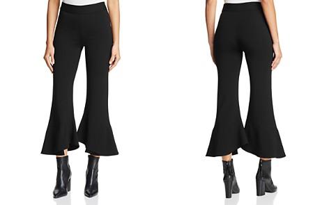 Kobi Halperin Alba Cropped Flare Pants - Bloomingdale's_2