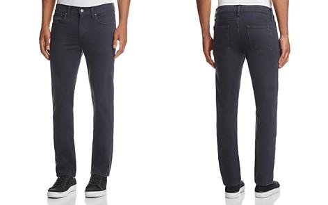 Joe's Jeans Henry Brixton Straight Fit Jeans in Dark Blue - Bloomingdale's_2