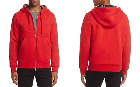 Burberry Fordson Zip Hooded Sweatshirt - Bloomingdale's_2