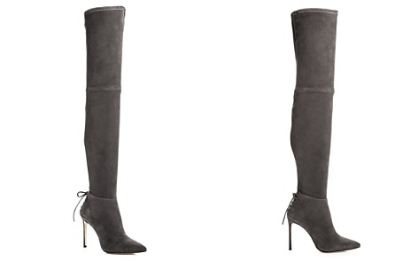 Pour La Victoire Women's Caterina Suede Over-the-Knee Boots - Bloomingdale's_2