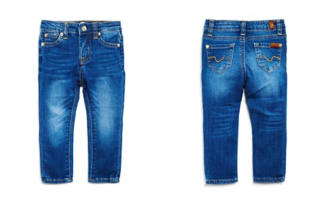 7 For All Mankind Girls' Skinny Jeans - Baby - Bloomingdale's_2