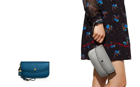 COACH 1941 Glovetanned Leather Clutch - Bloomingdale's_2