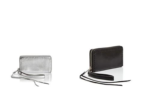 Rebecca Minkoff Vanity Leather Phone Wallet - Bloomingdale's_2