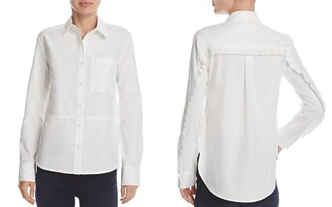 Derek Lam 10 Crosby Tailored Shirt - Bloomingdale's_2