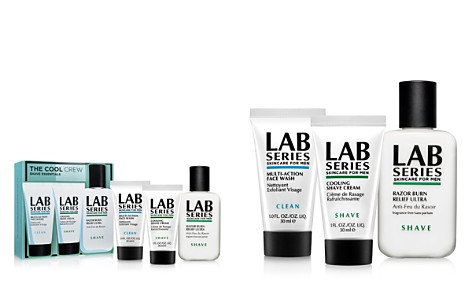 Lab Series Skincare for Men The Cool Crew Shave Essentials Gift Set ($50 value) - Bloomingdale's_2