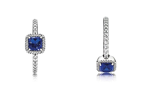 PANDORA Ring - Sterling Silver & Cubic Zirconia Timeless Elegance - Bloomingdale's_2