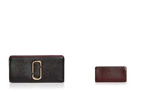 MARC JACOBS Snapshot Open Face Leather Wallet - Bloomingdale's_2