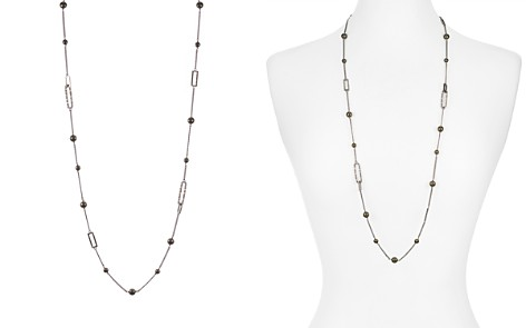 "Alexis Bittar Swarovski Crystal Encrusted Link Necklace, 34"" - Bloomingdale's_2"