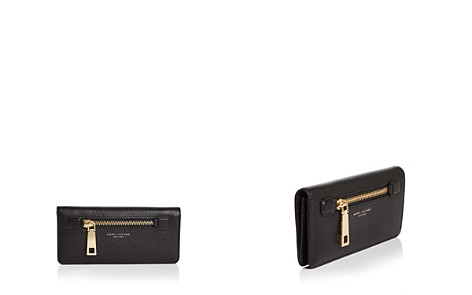 MARC JACOBS Gotham Open Face Leather Wallet - Bloomingdale's_2