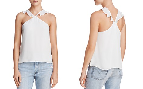 CAMI NYC Lily Ruffled-Strap Silk Top - Bloomingdale's_2
