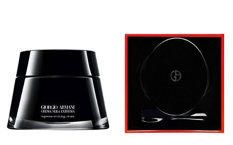 Giorgio Armani Crema Nera Extrema Supreme Reviving Cream, 10th Anniversary Limited Edition - Bloomingdale's_2