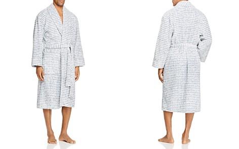 Daniel Buchler Triple Stripe Robe - Bloomingdale's_2