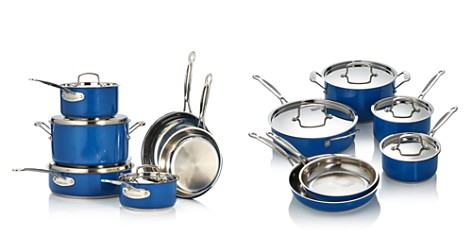 Cuisinart Chefs Classic Stainless 10 Piece Cookware Set - 100% Exclusive - Bloomingdale's_2