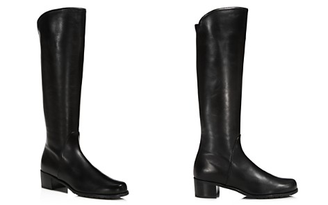 Stuart Weitzman Women's Villepentagon Leather Tall Boots - Bloomingdale's_2