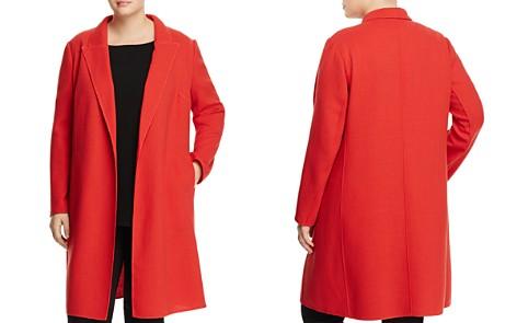 Lafayette 148 New York Plus Carmelle Wool Jacket - Bloomingdale's_2