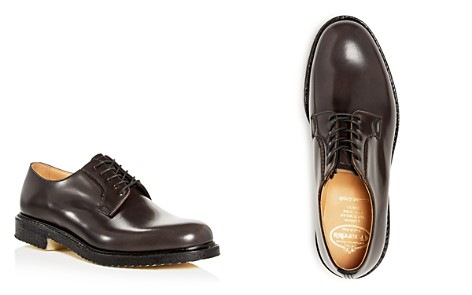 Church's Men's Shannon Leather Plain Toe Derby Oxfords - Bloomingdale's_2